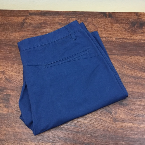 Volcom Other - Volcom Men's Solid Blue Casual Walking Shorts